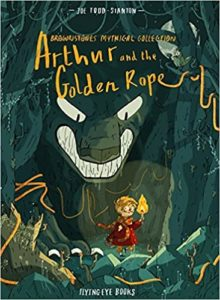 Arthur and the Golden Rope Book