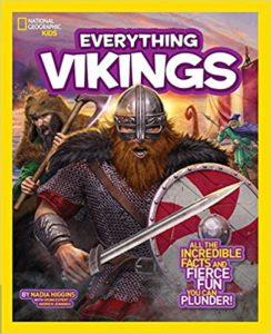 Everything Vikings Book