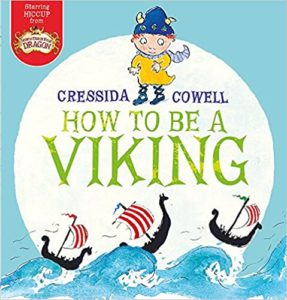 How To Be a Viking Book