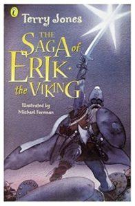 Saga of Erik the Viking Book