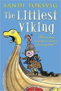 The Littlest Viking Book