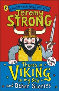 There's A Viking In My Bed Book