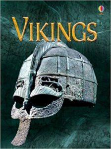 Usborne Vikings Book