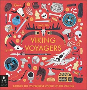Viking Voyagers Book