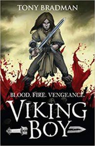 Viking Boy Book