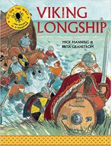 Viking Longship Book