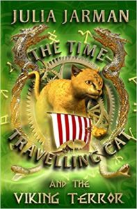 Time Travelling Cat Book