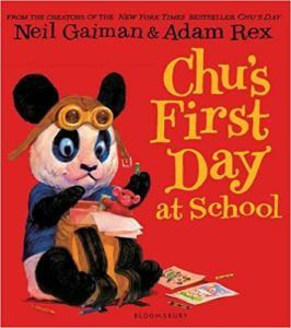 Chu's First Day at School Book