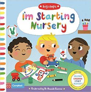 I'm Starting Nursery Book