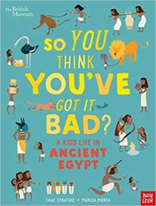 A Kid's Life in Ancient Egypt Book