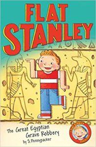 Flat Stanley Book