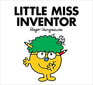 Little Miss Inventor Book