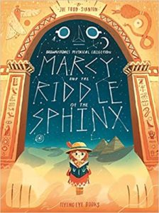 Marcy and the Riddle of the Sphinx Book