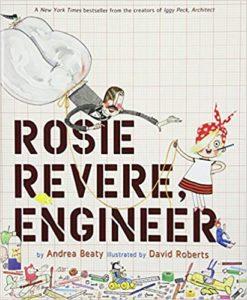 Rosie Revere Engineer Book