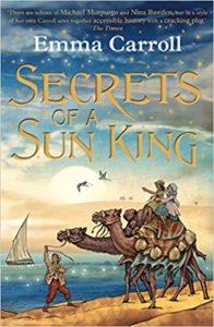Secrets of a Sun King Book