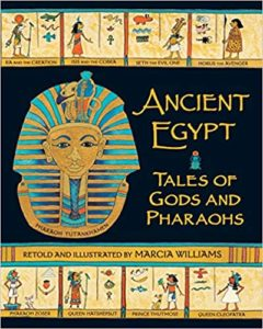 Tales of Gods and Pharaohs Book