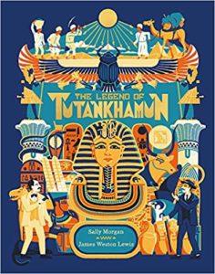 The Legend of Tutankhamun Book