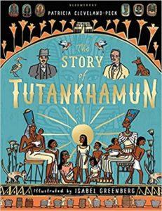 The Story of Tutankhamun Book