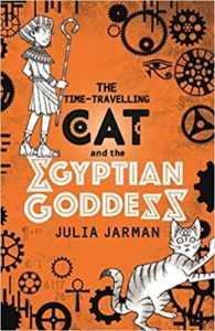 The Time-Travelling Cat and the Egyptian Goddess Book