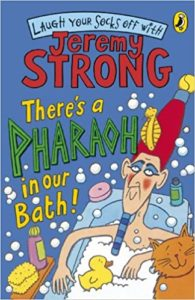 There's a Pharaoh in our Bath Book