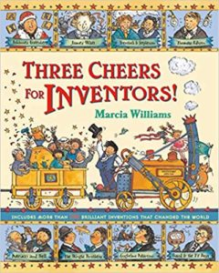 Three Cheers for Inventors Book