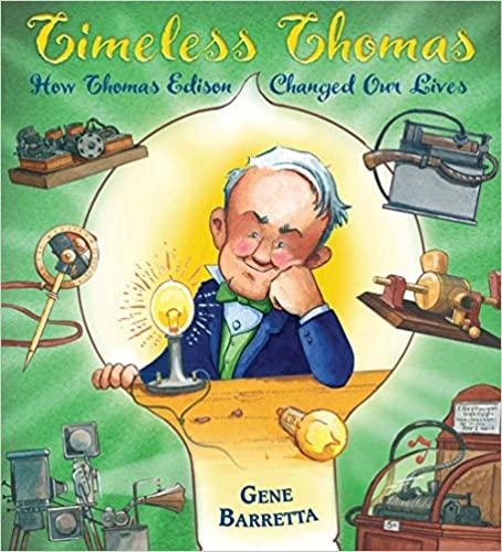 Timeless Thomas Book