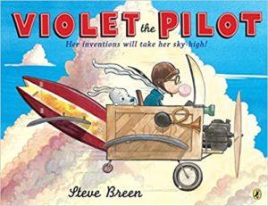 Violet the Pilot Book