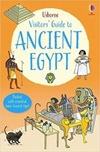 Visitors Guide to Ancient Egypt Book