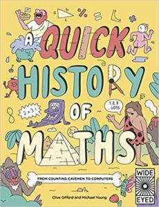 Quick History of Maths Book