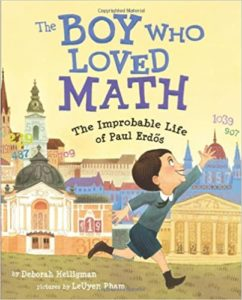 The Boy Who Loved Math Book