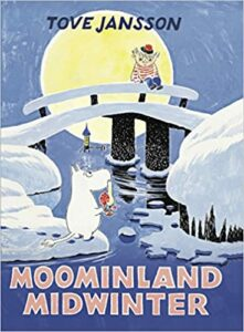 Moominland in Midwinter Book