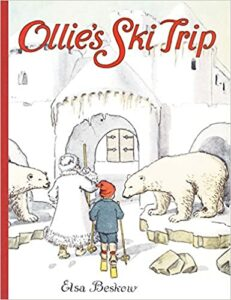 Ollie's Ski Trip Book
