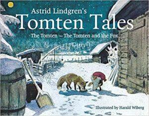 Tomten Tales Book