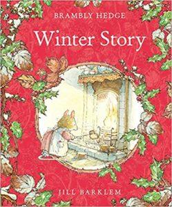 Winter Story Book