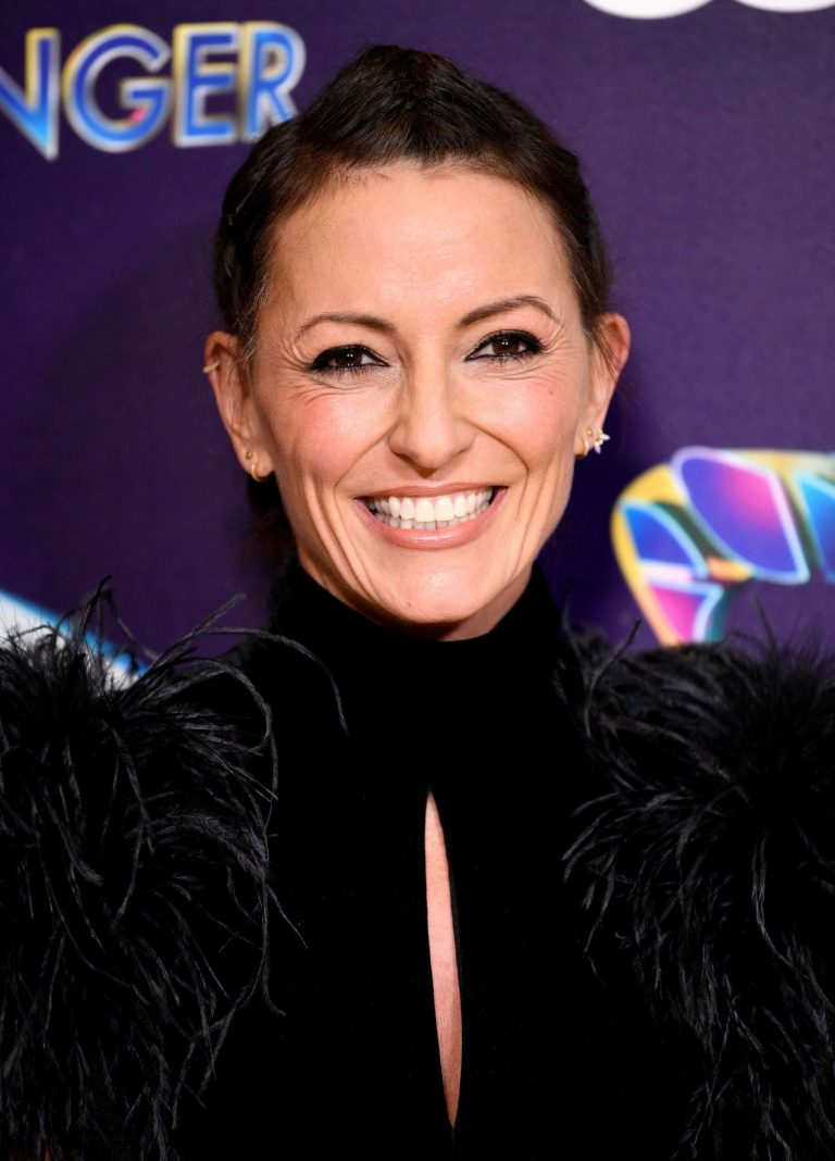 Davina McCall backs Scots entrepreneur called 'barking mad' on Dragons' Den