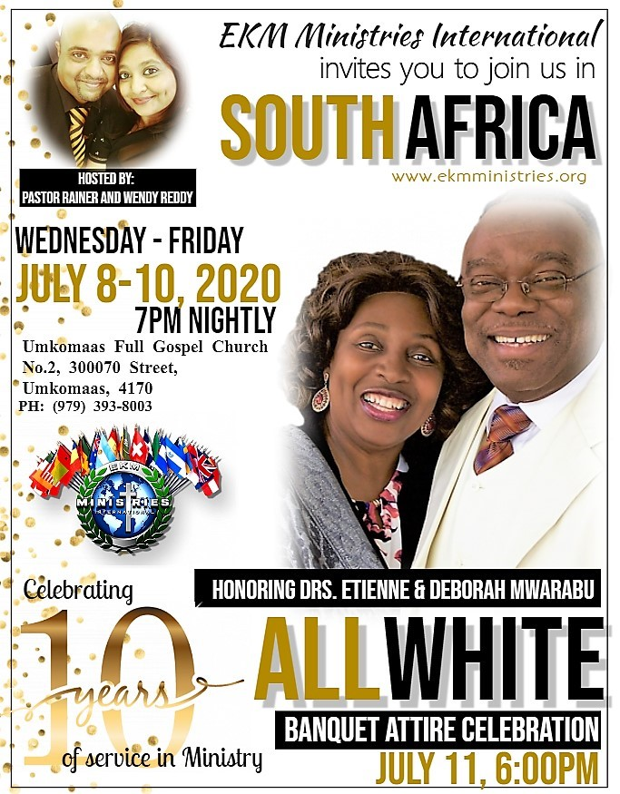 South Africa Conference