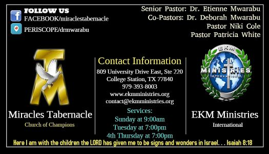 Miracles Tabernacle