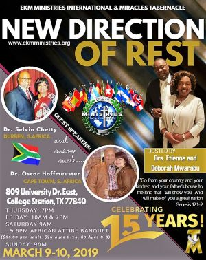 New Direction - 2019