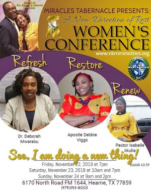 Women 2019 Conference