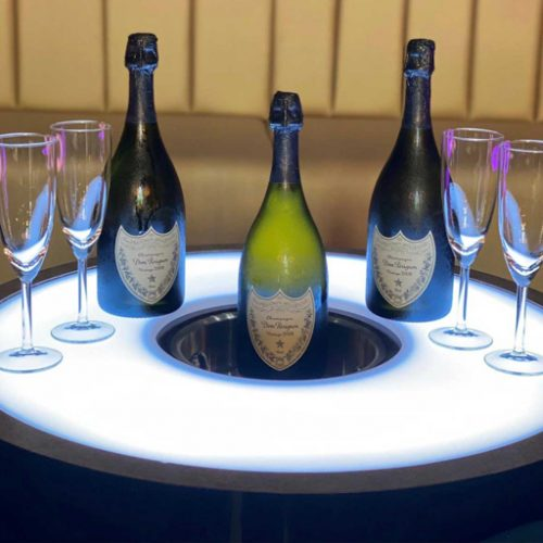 The Guild Chester Champagne
