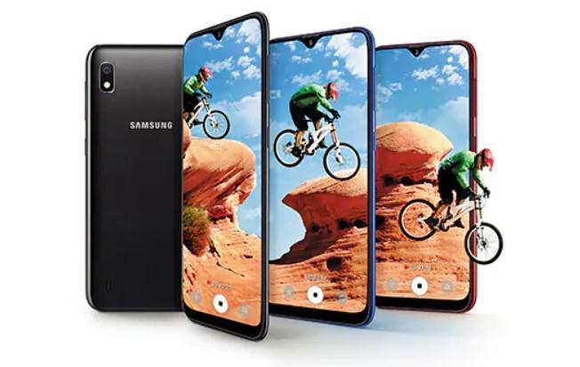 Samsung Galaxy A10s launch