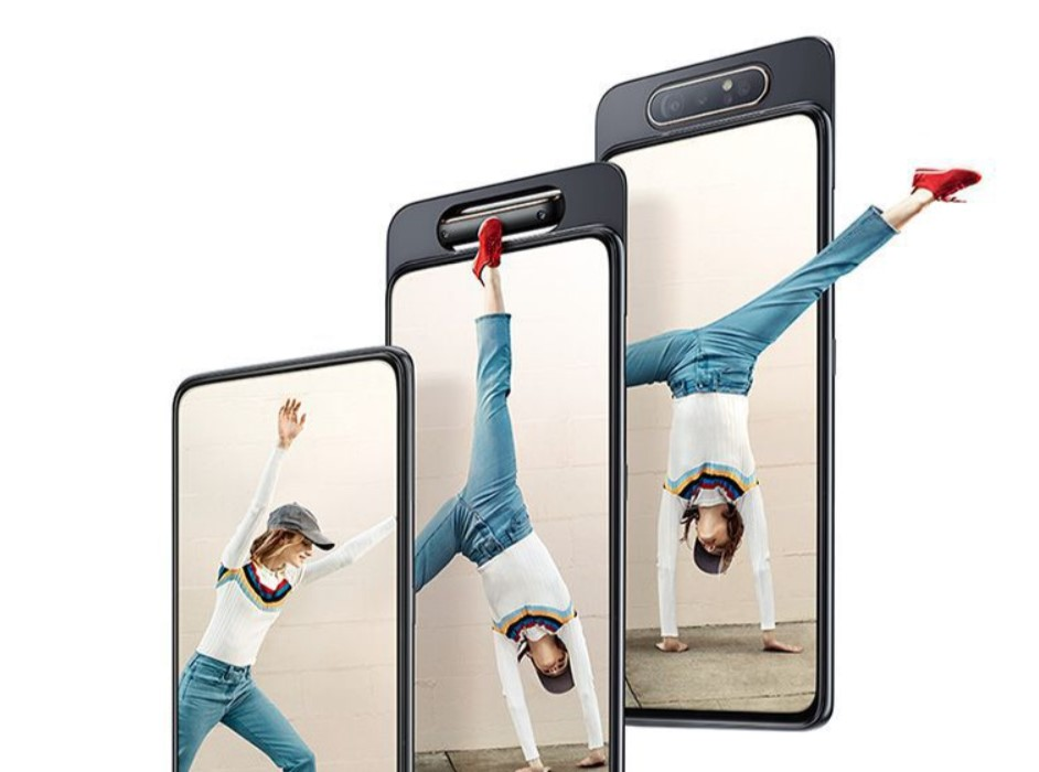 Samsung Galaxy A90 might not have the slide-rotating camera mechanism