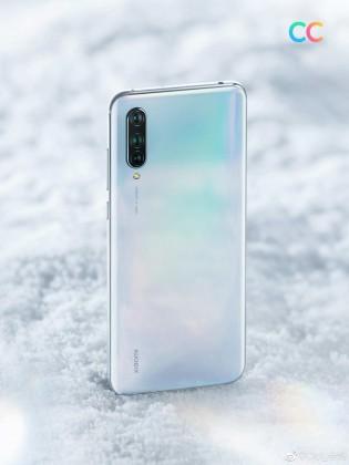 Xiaomi Mi CC9 has appeared in Blue colour