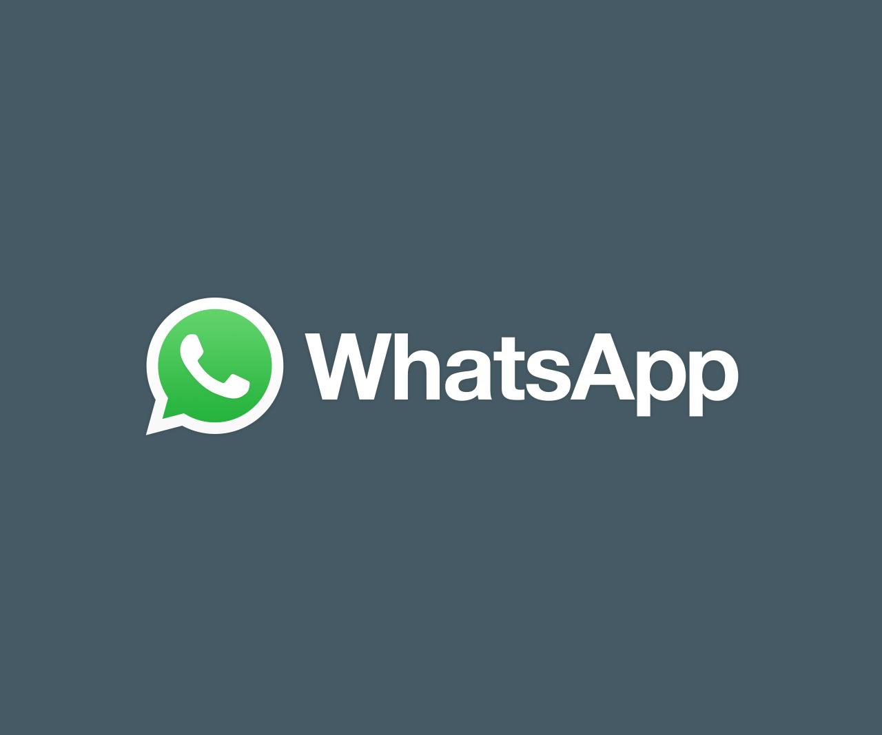 dark mode on WhatsApp
