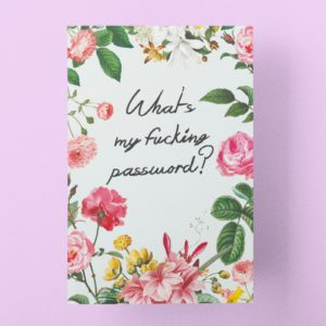 what's-my-fucking-password-book