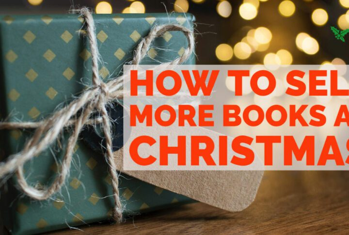 How to sell more books at Christmas