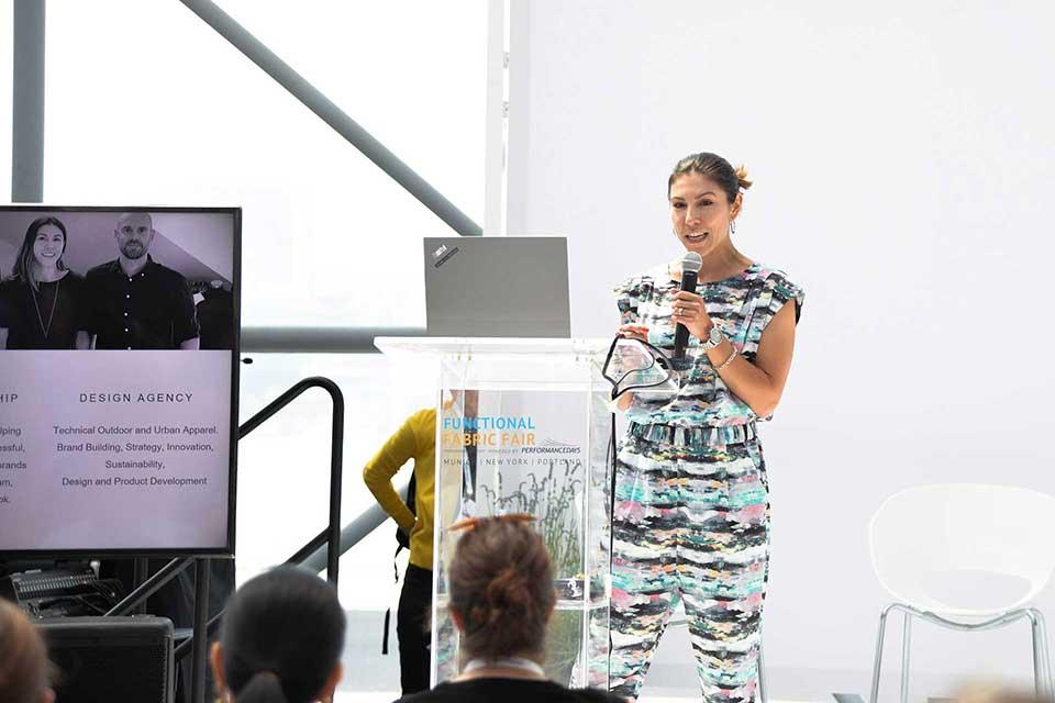 Fashion business keynote speakers