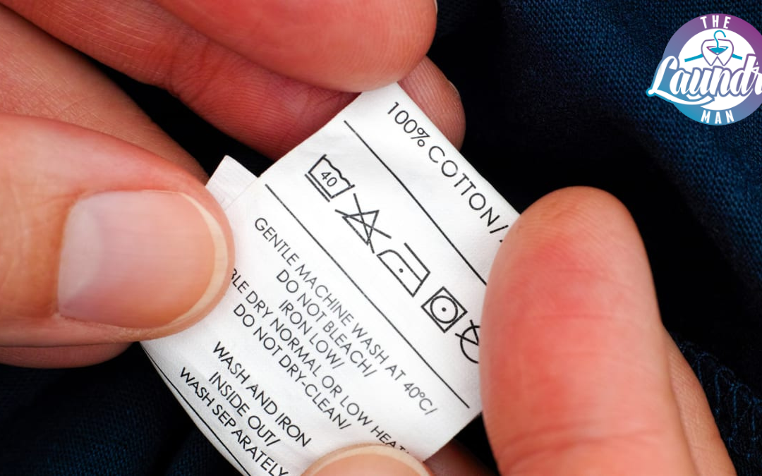 Laundry Symbols Explained: Complete Care Label Guide   The Laundryman App