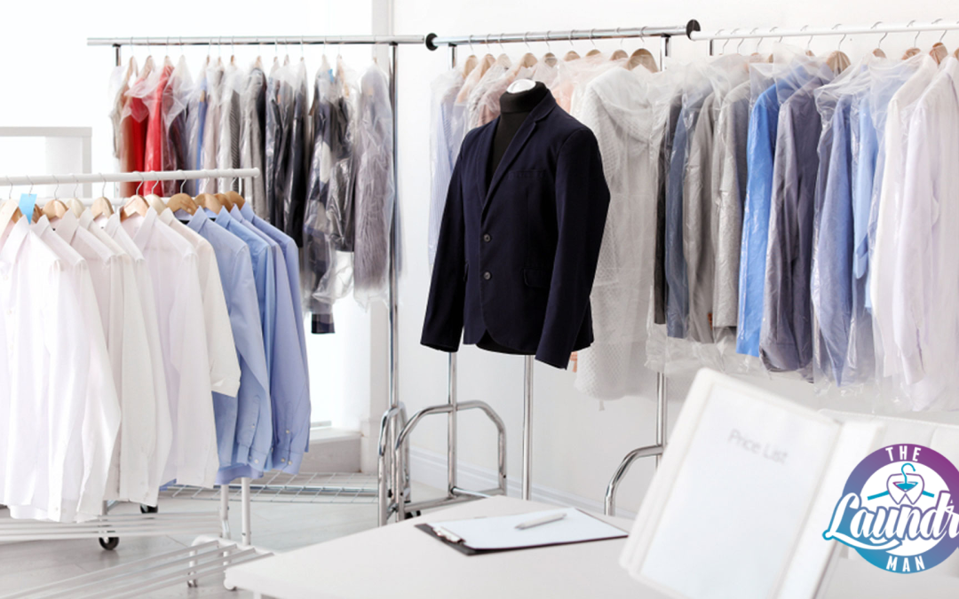 Dry cleaners London & Laundry service London – Thelaundryman app