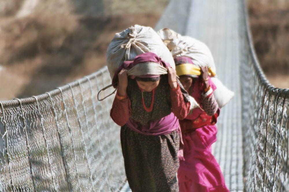 Nepal, winter 2004/2005